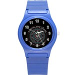 Twenty One Pilots Round Plastic Sport Watch (S) Front