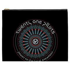 Twenty One Pilots Cosmetic Bag (xxxl)
