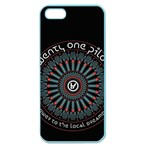 Twenty One Pilots Apple Seamless iPhone 5 Case (Color) Front
