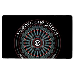 Twenty One Pilots Apple iPad 2 Flip Case