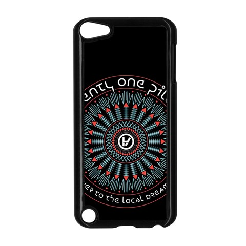 Twenty One Pilots Apple iPod Touch 5 Case (Black)