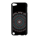 Twenty One Pilots Apple iPod Touch 5 Case (Black) Front