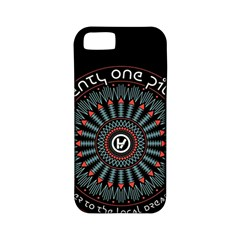 Twenty One Pilots Apple iPhone 5 Classic Hardshell Case (PC+Silicone)