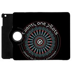 Twenty One Pilots Apple iPad Mini Flip 360 Case Front