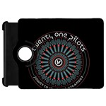 Twenty One Pilots Kindle Fire HD Flip 360 Case Front