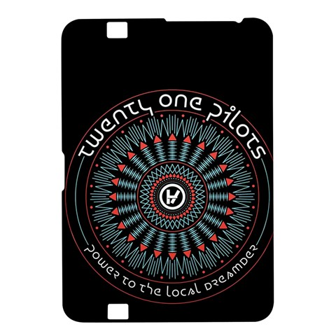 Twenty One Pilots Kindle Fire HD 8.9