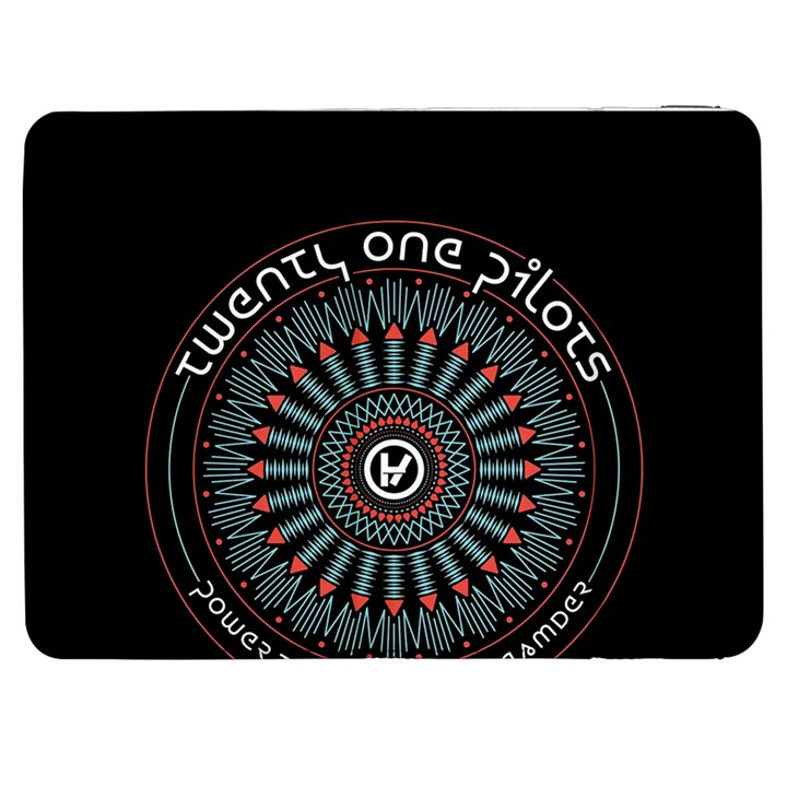 Twenty One Pilots Samsung Galaxy Tab 7  P1000 Flip Case