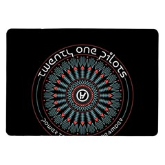 Twenty One Pilots Samsung Galaxy Tab 10 1  P7500 Flip Case