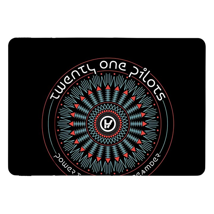 Twenty One Pilots Samsung Galaxy Tab 8.9  P7300 Flip Case