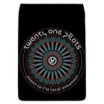 Twenty One Pilots Flap Covers (L)  Front