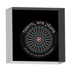 Twenty One Pilots 5  x 5  Acrylic Photo Blocks