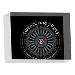 Twenty One Pilots 5 x 7  Acrylic Photo Blocks Front