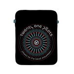 Twenty One Pilots Apple iPad 2/3/4 Protective Soft Cases Front