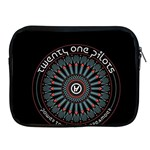 Twenty One Pilots Apple iPad 2/3/4 Zipper Cases Front