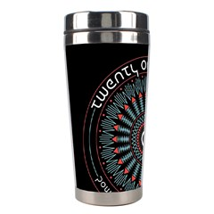Twenty One Pilots Stainless Steel Travel Tumblers