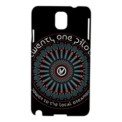 Twenty One Pilots Samsung Galaxy Note 3 N9005 Hardshell Case