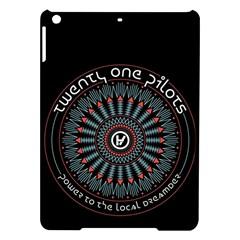 Twenty One Pilots iPad Air Hardshell Cases