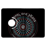Twenty One Pilots Kindle Fire HDX Flip 360 Case Front