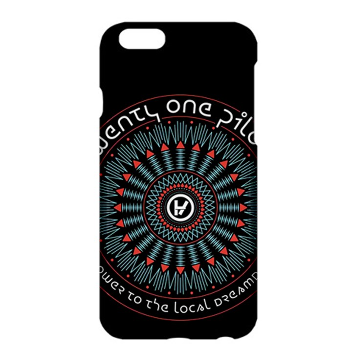 Twenty One Pilots Apple iPhone 6 Plus/6S Plus Hardshell Case