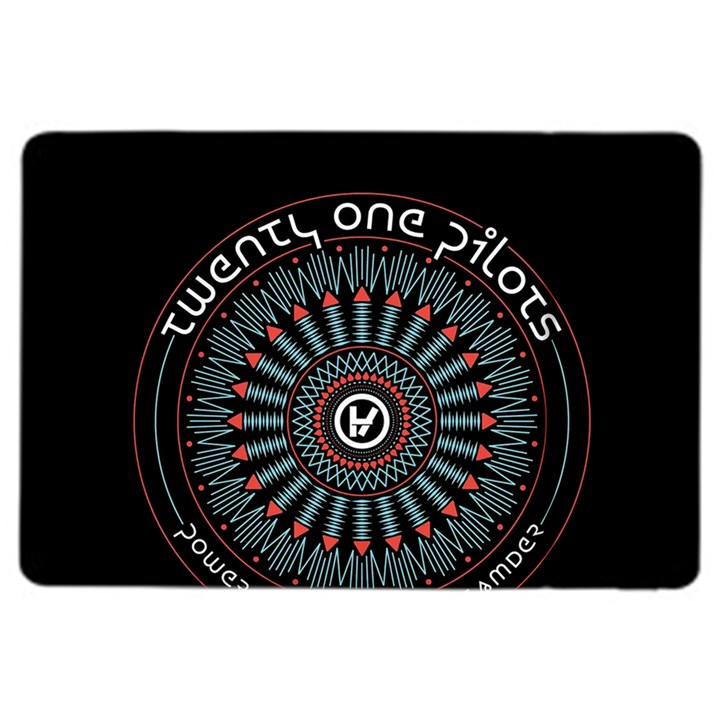 Twenty One Pilots iPad Air 2 Flip