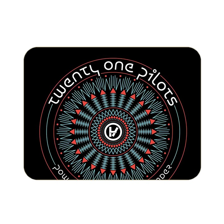 Twenty One Pilots Double Sided Flano Blanket (Mini)