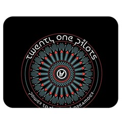 Twenty One Pilots Double Sided Flano Blanket (Medium)