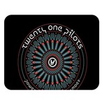 Twenty One Pilots Double Sided Flano Blanket (Large)  80 x60 Blanket Front
