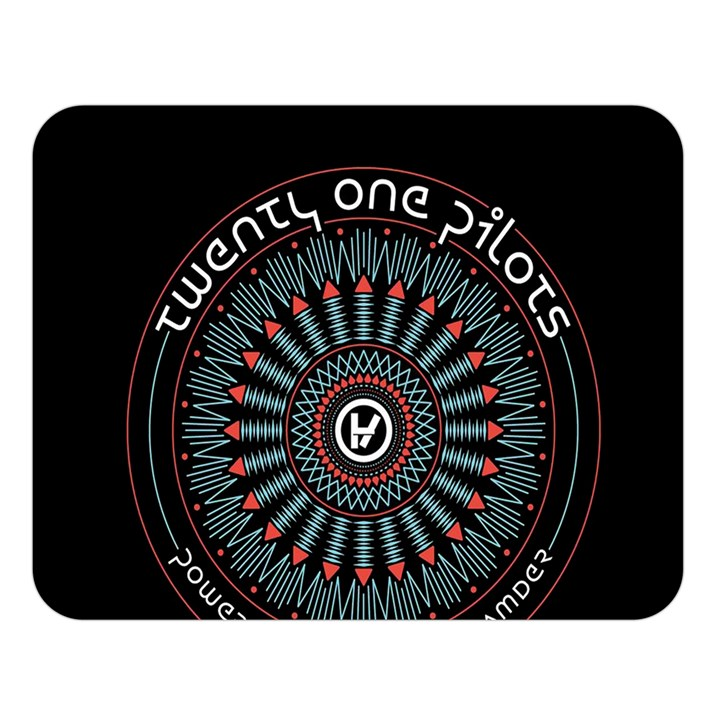 Twenty One Pilots Double Sided Flano Blanket (Large)