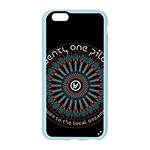 Twenty One Pilots Apple Seamless iPhone 6/6S Case (Color) Front