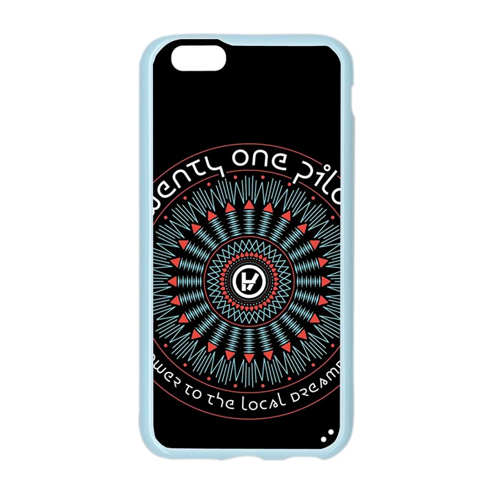 Twenty One Pilots Apple Seamless iPhone 6/6S Case (Color)
