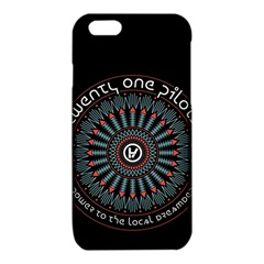 Twenty One Pilots iPhone 6/6S TPU Case