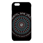Twenty One Pilots iPhone 6/6S TPU Case Front
