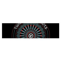 Twenty One Pilots Satin Scarf (oblong)