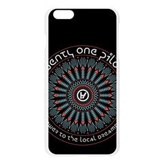 Twenty One Pilots Apple Seamless iPhone 6 Plus/6S Plus Case (Transparent)