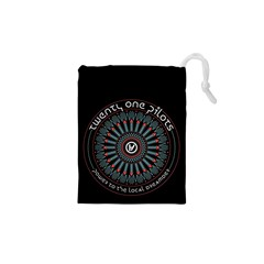 Twenty One Pilots Drawstring Pouches (XS)