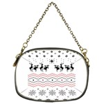 Ugly Christmas Humping Chain Purses (One Side)  Front
