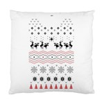 Ugly Christmas Humping Standard Cushion Case (One Side) Front