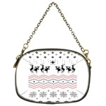 Ugly Christmas Humping Chain Purses (Two Sides)  Back