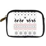 Ugly Christmas Humping Digital Camera Cases Front