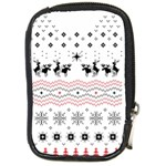 Ugly Christmas Humping Compact Camera Cases Front