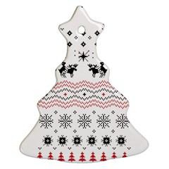 Ugly Christmas Humping Ornament (christmas Tree)