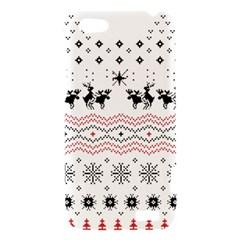 Ugly Christmas Humping HTC One V Hardshell Case