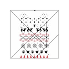 Ugly Christmas Humping Acrylic Tangram Puzzle (4  x 4 )