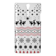 Ugly Christmas Humping Sony Xperia S