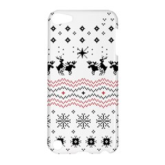 Ugly Christmas Humping Apple iPod Touch 5 Hardshell Case