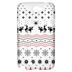 Ugly Christmas Humping Samsung Galaxy Note 2 Hardshell Case