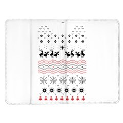 Ugly Christmas Humping Kindle Fire (1st Gen) Flip Case