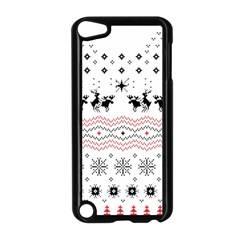 Ugly Christmas Humping Apple iPod Touch 5 Case (Black)