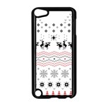 Ugly Christmas Humping Apple iPod Touch 5 Case (Black) Front