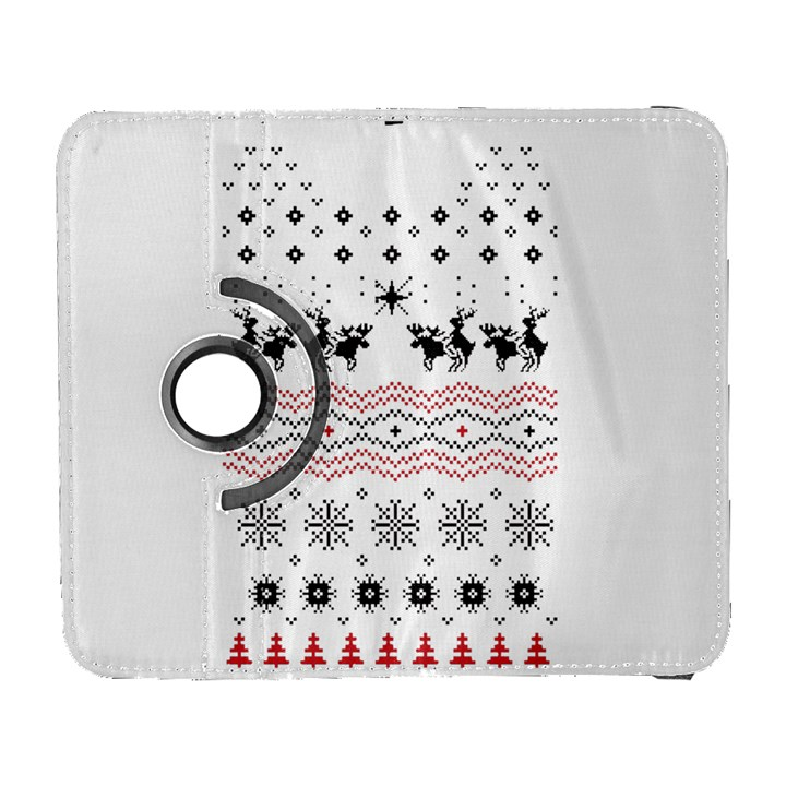 Ugly Christmas Humping Samsung Galaxy S  III Flip 360 Case